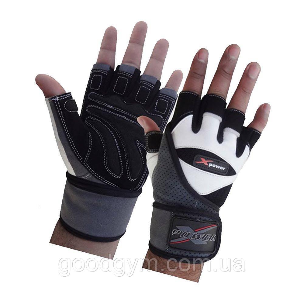 Перчатки для фитнеса X-power 9003 L/10