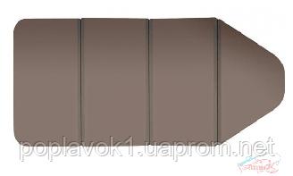 """Пайол слань-книжка """"KOLIBRI""""  (настил, сумка)  КM-200 (настил, сумка) коричневый"""