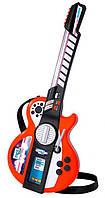 Музыкальный инструмент гитара с разъемом для MP3, My Music World (683 8628)