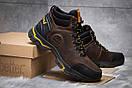Зимние ботинки  на мехуTimberland Pro Series, коричневые (30931) размеры в наличии ► [  40 (последняя пара)  ], фото 5