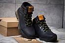 Зимние ботинки  на мехуTimberland Pro Series, темно-синие (30933) размеры в наличии ► [  40 (последняя пара)  ], фото 3