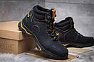 Зимние ботинки  на мехуTimberland Pro Series, темно-синие (30933) размеры в наличии ► [  40 (последняя пара)  ], фото 5