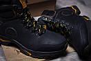 Зимние ботинки  на мехуTimberland Pro Series, темно-синие (30933) размеры в наличии ► [  40 (последняя пара)  ], фото 6