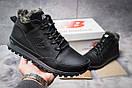 Зимние ботинки  на мехуNew Balance Expensive, черные (30673) размеры в наличии ► [  40 (последняя пара)  ], фото 2