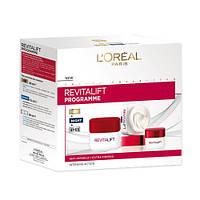 Набор кремов L`Oreal Revitalift Programme ( Лореаль Ревиталифт Программ)