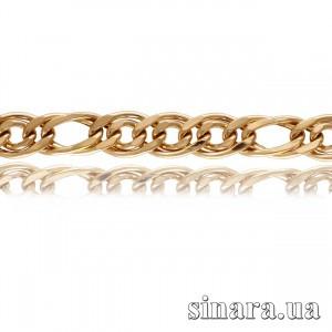 Золотая цепочка Нонна фигаро 10487