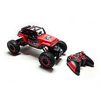 Джип на р/у Rock Crawler 0136RED