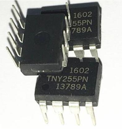Микросхема TNY255PN TNY255P TNY255 DIP8, фото 2