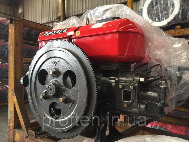Дизельный двигатель Кентавр ДД1115ВЭ (24,0 л.с., электростартер) Бесплатная доставка