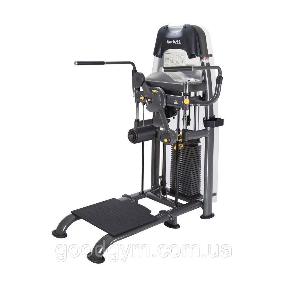 Тренажер для приводящих и отводящих мышц бедра SportsArt S961