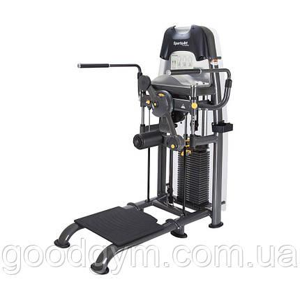 Тренажер для приводящих и отводящих мышц бедра SportsArt S961, фото 2