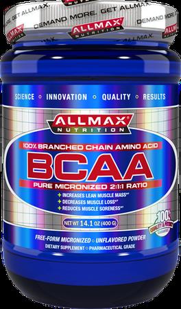 ALLMAX - BCAA 400 g