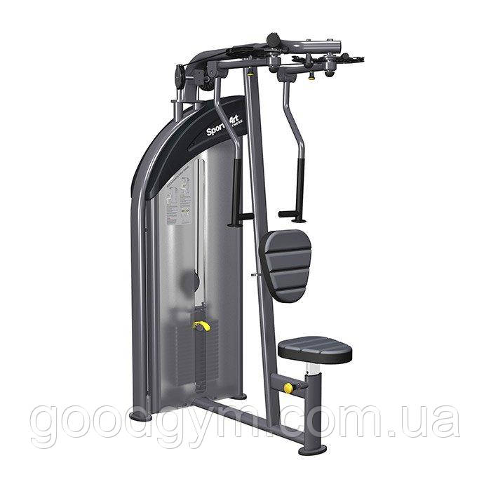 Тренажер для мышц груди и задних дельт SportsArt P722