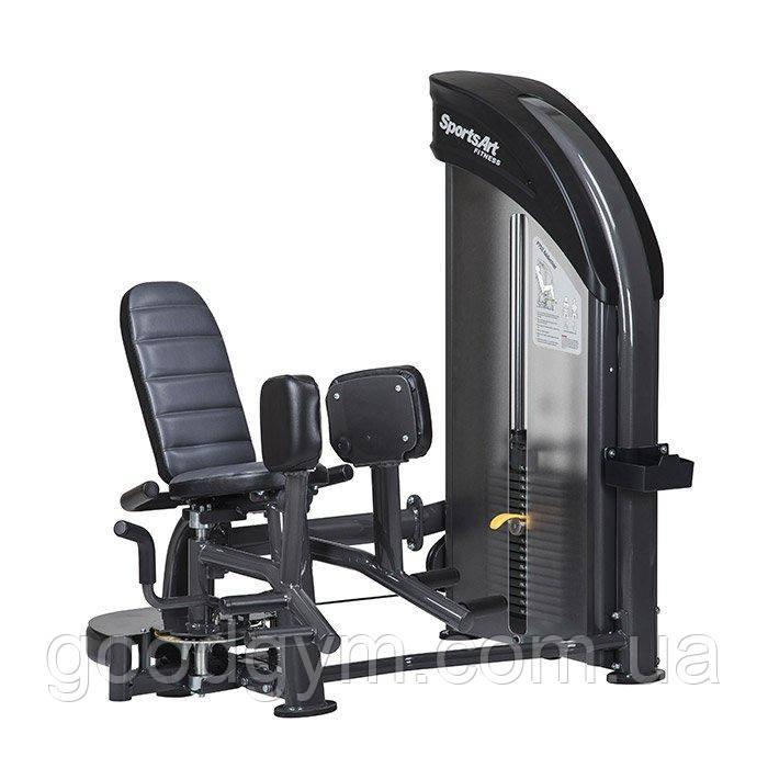 Тренажер для приводящих мышц бедра SportsArt P752