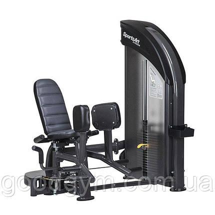 Тренажер для приводящих мышц бедра SportsArt P752, фото 2