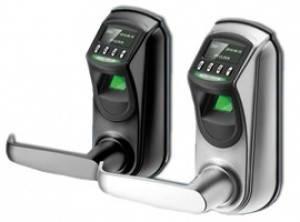 Биометрические и Электронные дверные замки (врезные)