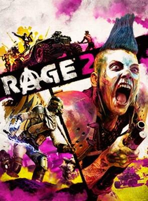 Rage 2 (PC) Электронный ключ