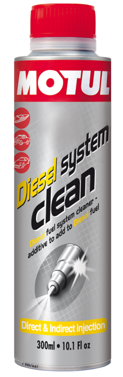 MOTUL  Diesel System Clean 300 мл.