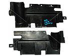 Дефлектор радиатора для Ford Transit 2006-2014 1370574, 6C11V8310AB