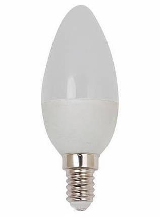 Светодиодная лампа Horoz 4360L 3.5W С37 Е14 3000K свеча Код.58297, фото 2