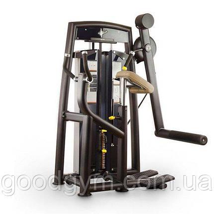 Тренажер для ягодичных мышц радиальный Pulsefitness 571G, фото 2