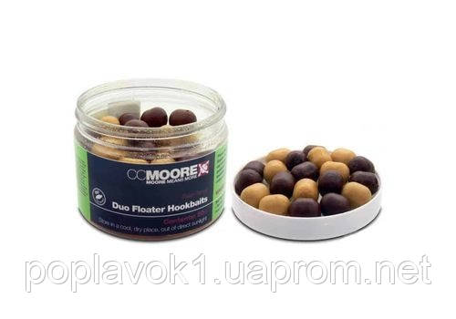 Бойлы CC Moore Duo Floater Hookbaits (50шт)