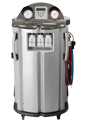 Автоматическая установка для обслуживания автомобильных кондиционеров с хладагентом R 134 и R1234yf