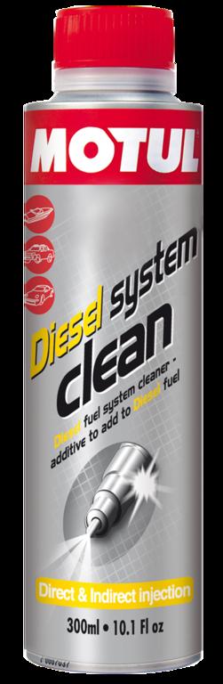 MOTUL  Diesel System Clean 10л.