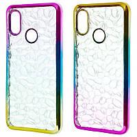 Чехол Prism Series Gradient Case (TPU) на Xiaomi Mi8 (2 цвета)