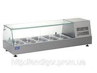 Настольная витрина холодильная ВХН-6-1225