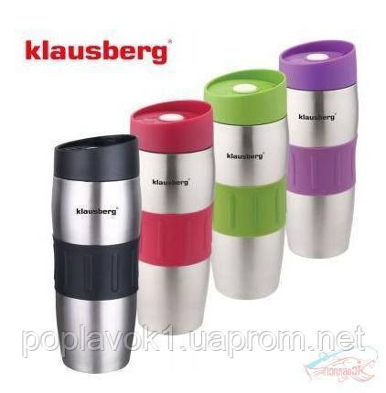 Термокружка Klausberg 380ml KB-7100