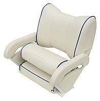 Кресло белое Twin с flip-up 1006003