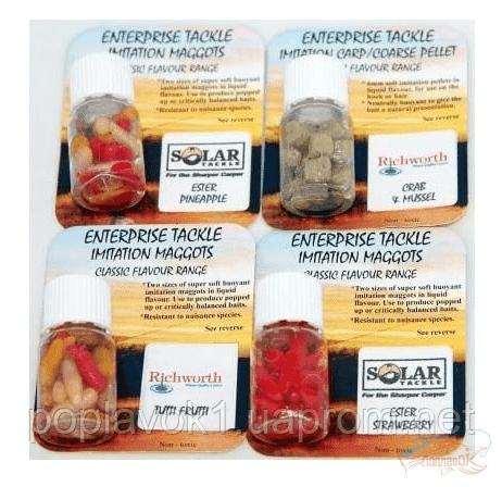 Искусственный опарыш Enterprise Tackle Classic  Tutti-Frutti
