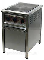 Плита электрическая 2-х конфорочная ПЕ-2Ш Н с духовкой