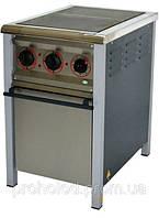Плита электрическая 2-х конфорочная ПЕ-2Ш с духовкой