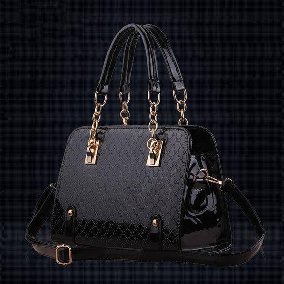 Женская сумка Art эко-кожа черная