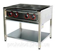 Плита электрическая 4-х конфорочная ПЕ-4 Н без духовки