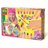 Игровой набор для юного нейл-арт мастера - МОДНИЦА (декор для ногтей)