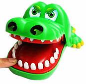 Крокодил-дантист (дантист для крокодила)