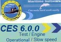 CES 6.0.0 / STCW Test / Engine / Operational / Slow speed