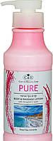 Pure Лосьон для тела и массажа с ароматом клубники, 400 мл