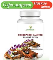Красный корень (копеечник забытый), (Hedysarum neglectum) (90 таблеток по 0,4г) Даника фарм