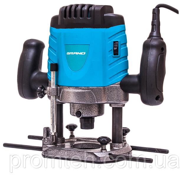 Фрезер Grand МФ-2200 Посилене основа + Набір (12 мм)