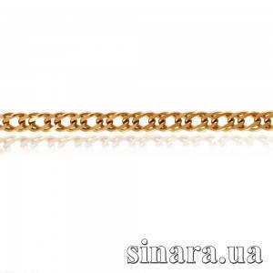 Золотая цепочка Ромбо 10138