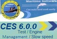 CES 6.0.0 Test / Engine / Management / Slow speed