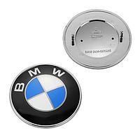 Значок на багажник для BMW 78 мм на багажнки E39 E53 значек эмблема на зад е39 е53 бмв