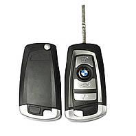 Выкидной смарт ключ для BMW E39 E60 в стиле F лезвие HU58