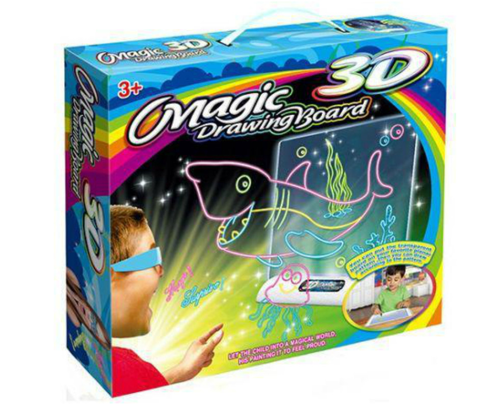 Magic 3D Drawing Board в Томске