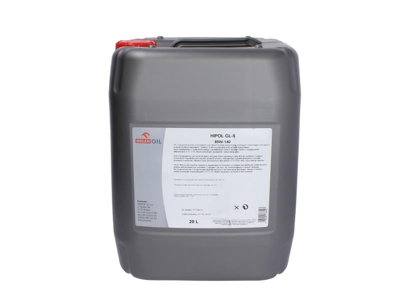 ORLEN Hipol GL-5 85W-140 20л
