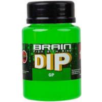 Дип для бойлов Brain F1 Green Peas (Зеленый Горох) 100мл